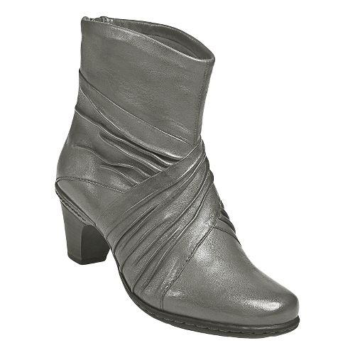 Womens Cobb Hill Shannon Casual Shoe - Grey 6.5