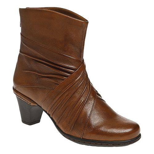 Womens Cobb Hill Shannon Casual Shoe - Tan 6