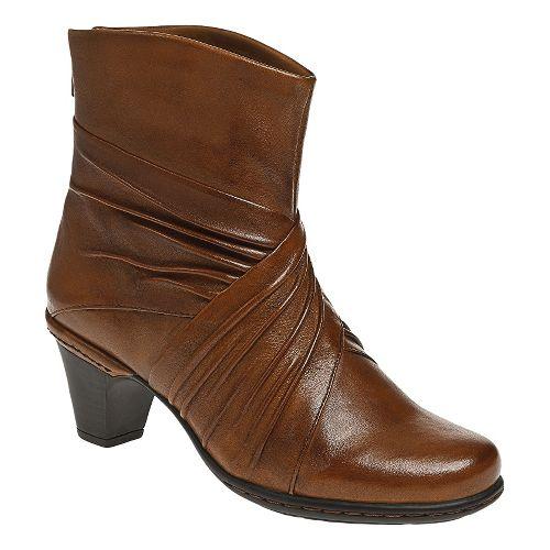 Womens Cobb Hill Shannon Casual Shoe - Tan 7