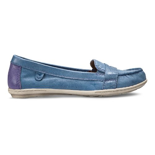 Womens Cobb Hill Zoey-CH Casual Shoe - Blue 8