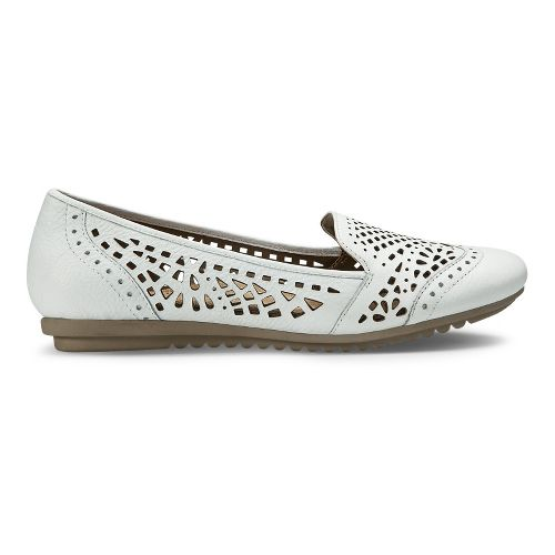 Womens Cobb Hill Ivy-CH Casual Shoe - White 8.5