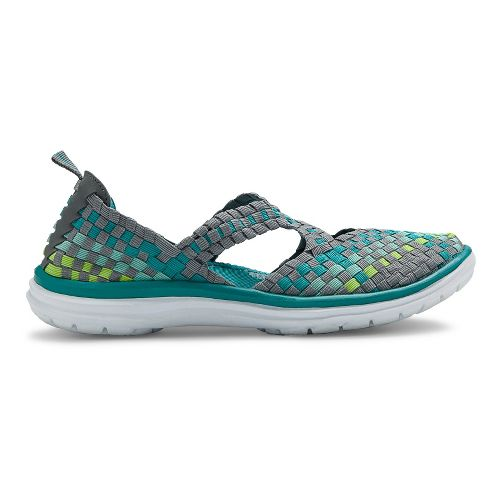 Womens Cobb Hill Wow-CH Casual Shoe - Grey/Multi 9