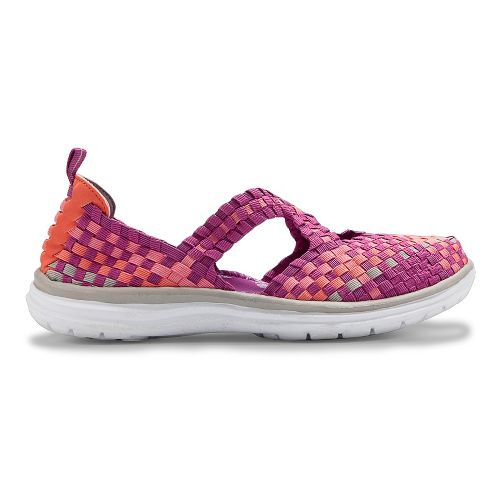 Womens Cobb Hill Wow-CH Casual Shoe - Pink/Multi 8