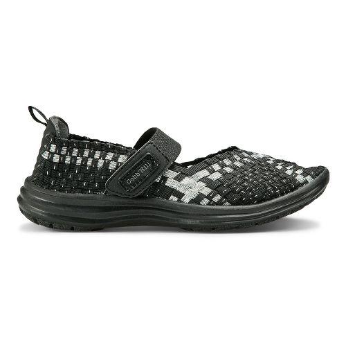 Womens Cobb Hill Wink-CH Casual Shoe - Black/Silver 5