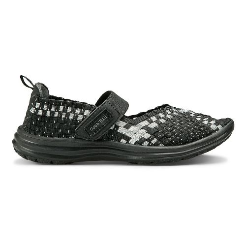Womens Cobb Hill Wink-CH Casual Shoe - Black/Silver 6