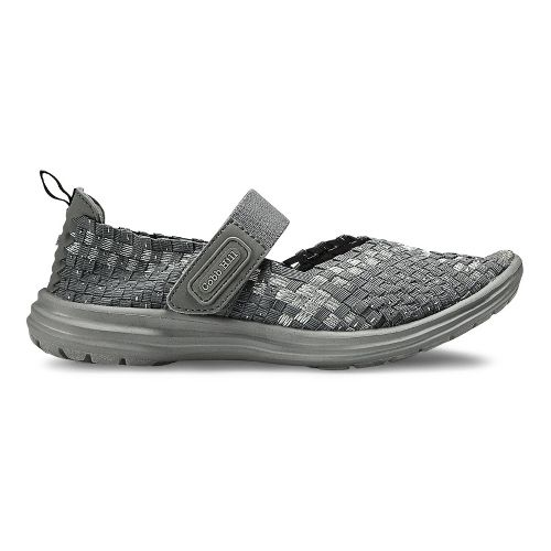 Womens Cobb Hill Wink-CH Casual Shoe - Grey/Silver 9