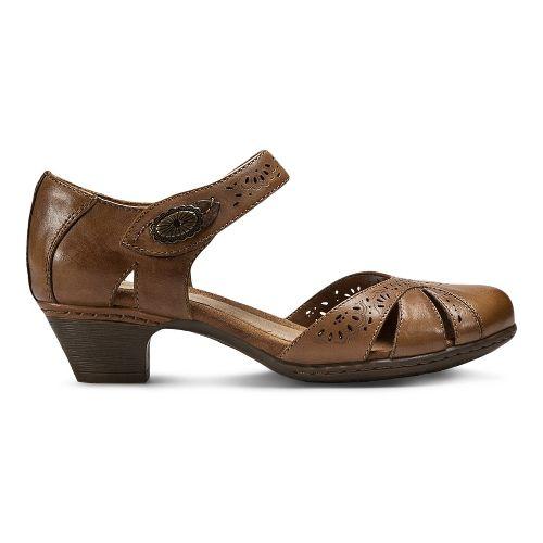 Womens Cobb Hill Alicia-CH Casual Shoe - Tan 7.5
