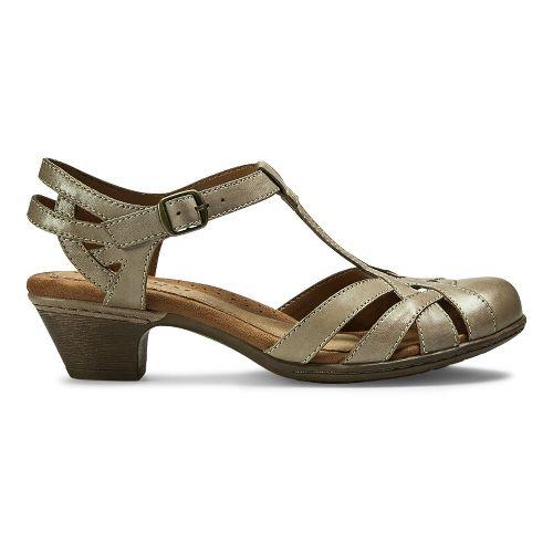 Womens Cobb Hill Aubrey-CH Casual Shoe - Khaki 7.5