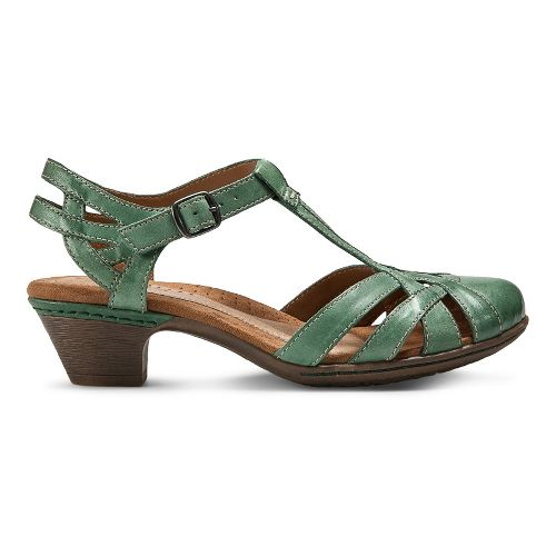 Womens Cobb Hill Aubrey-CH Casual Shoe - Teal 7.5