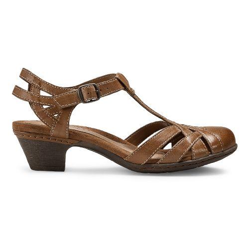 Womens Cobb Hill Aubrey-CH Casual Shoe - Tan 8.5