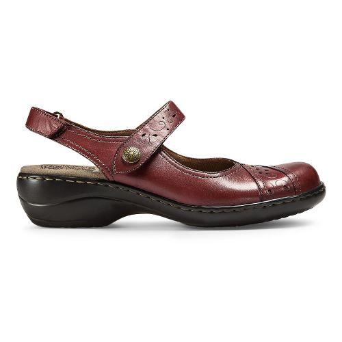 Womens Cobb Hill REVmoon Casual Shoe - Red 8.5