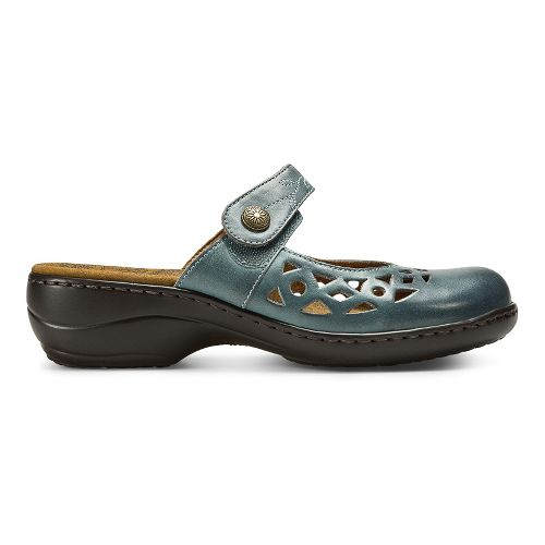 Womens Cobb Hill REVmellow Casual Shoe - Blue 7