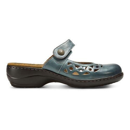 Womens Cobb Hill REVmellow Casual Shoe - Blue 8.5