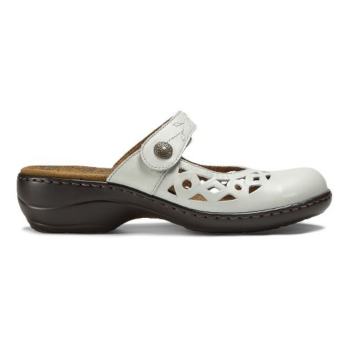 Womens Cobb Hill REVmellow Casual Shoe - White 8.5