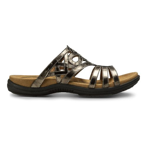 Womens Cobb Hill REVswift Sandals Shoe - Pewter 6