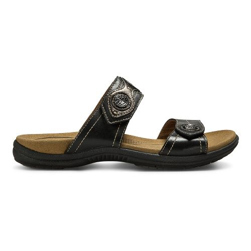 Womens Cobb Hill REVswoon Sandals Shoe - Black Multi 9