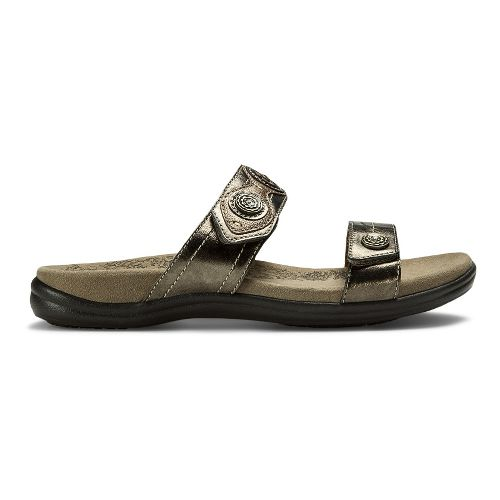 Womens Cobb Hill REVswoon Sandals Shoe - Pewter 8
