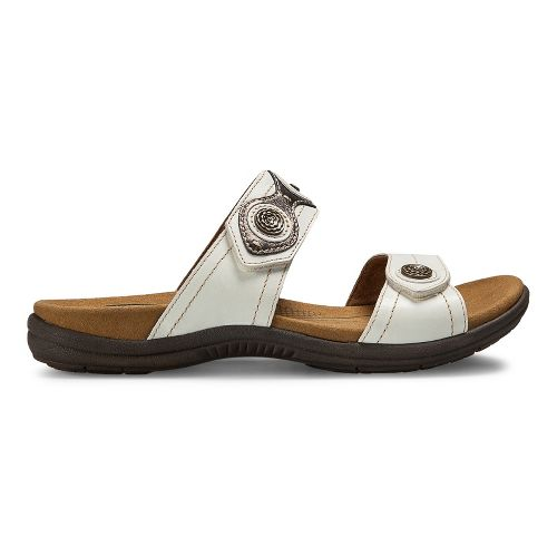Womens Cobb Hill REVswoon Sandals Shoe - White 8