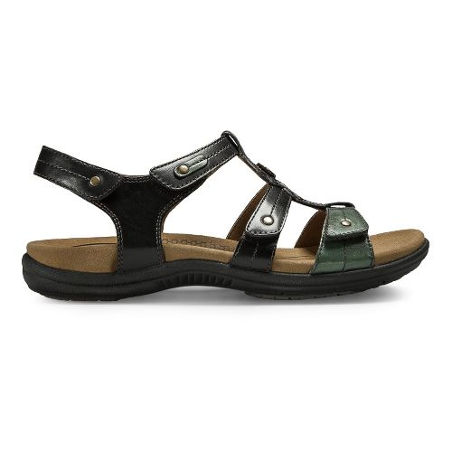 Womens Cobb Hill REVsoothe Sandals Shoe - Black 8
