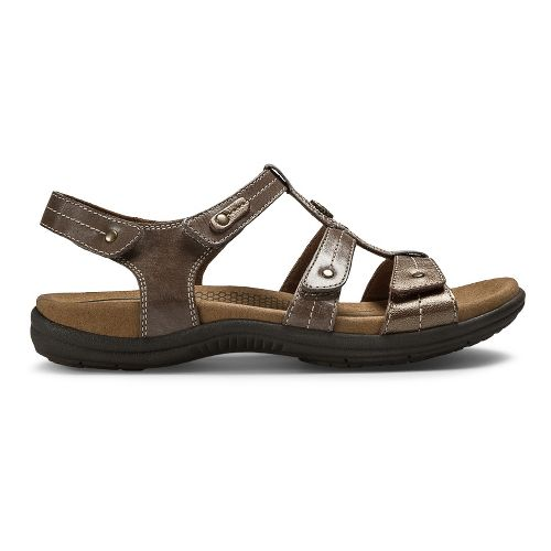 Womens Cobb Hill REVsoothe Sandals Shoe - Stone 7