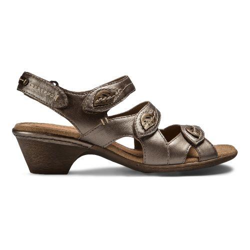 Womens Cobb Hill Virginia-CH Casual Shoe - Pewter 8.5