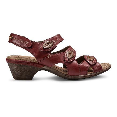 Womens Cobb Hill Virginia-CH Casual Shoe - Ruby Red 8.5