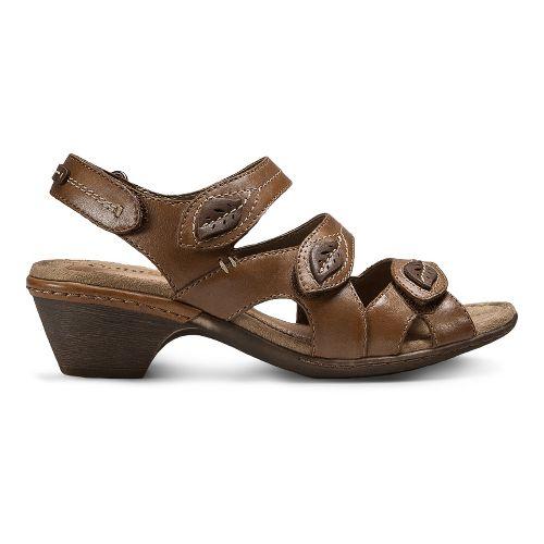 Womens Cobb Hill Virginia-CH Casual Shoe - Tan 7