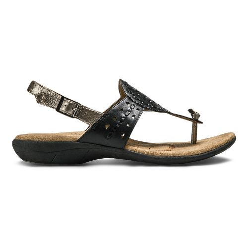 Womens Cobb Hill Willa-CH Sandals Shoe - Black 8