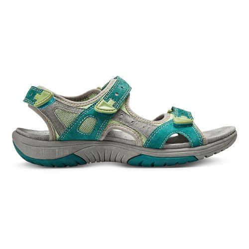 Womens Cobb Hill Fiona Sandals Shoe - Teal 8.5