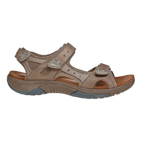 Womens Cobb Hill Fiona Sandals Shoe - Taupe 8.5