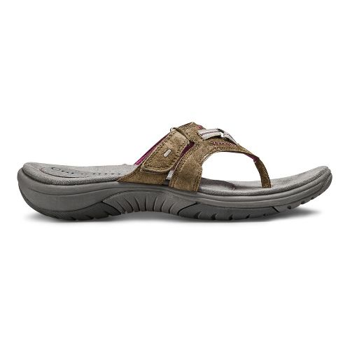 Womens Cobb Hill Fawn-CH Sandals Shoe - Light Brown 6