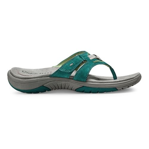Womens Cobb Hill Fawn-CH Sandals Shoe - Teal 10