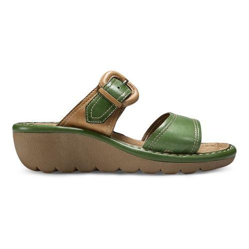 Womens Cobb Hill Omara-CH Casual Shoe - Green 7.5