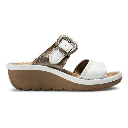 Womens Cobb Hill Omara-CH Casual Shoe - White 10