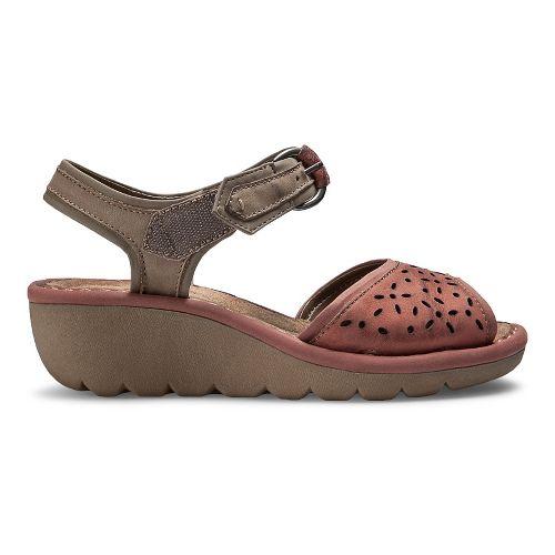Womens Cobb Hill Odessa-CH Casual Shoe - Coral/Multi 6