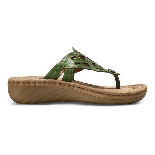 Womens Cobb Hill Grace-CH Casual Shoe - Green 10