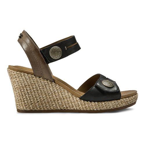 Womens Cobb Hill Molly-CH Casual Shoe - Black/Multi 7.5