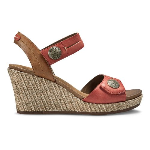 Womens Cobb Hill Molly-CH Casual Shoe - Red/Multi 10