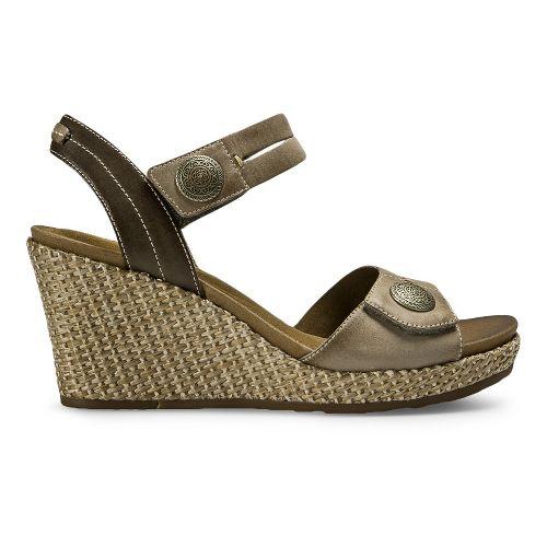 Womens Cobb Hill Molly-CH Casual Shoe - Stone/Multi 7