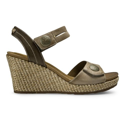 Womens Cobb Hill Molly-CH Casual Shoe - Stone/Multi 8.5