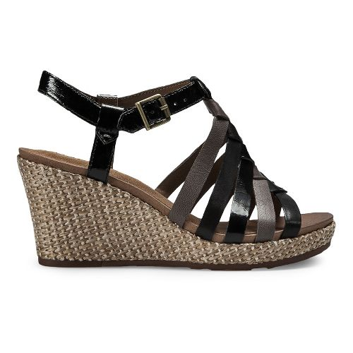 Womens Cobb Hill Michelle-CH Casual Shoe - Black/Multi 10