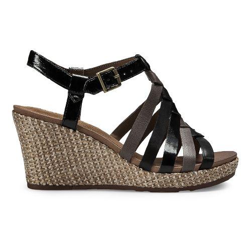 Womens Cobb Hill Michelle-CH Casual Shoe - Black/Multi 7