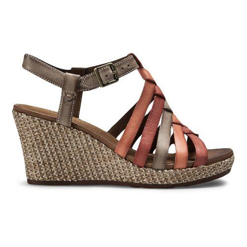 Womens Cobb Hill Michelle-CH Casual Shoe - Red/Multi 5.5