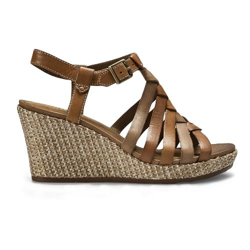 Womens Cobb Hill Michelle-CH Casual Shoe - Tan/Multi 6.5