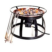 Camp Chef Santa Fe Gas Fire Table Fitness Equipment