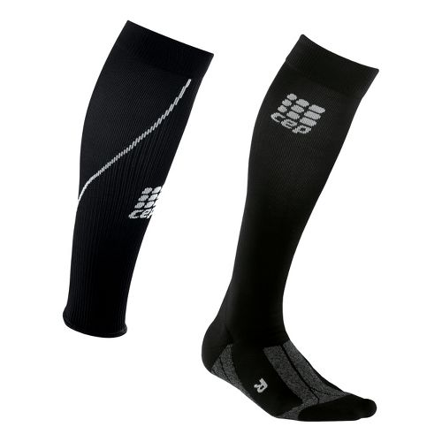 Womens CEP Run + Recovery Pack Injury Recovery - Black L