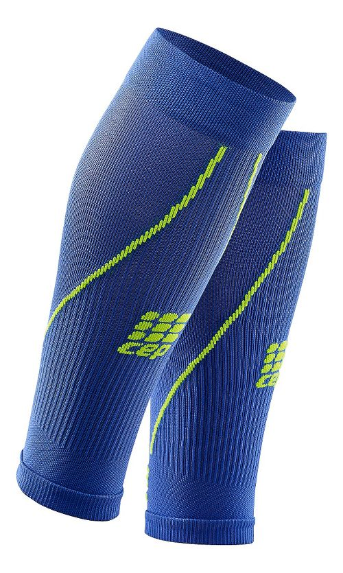 Womens CEP Progressive+ Compression Calf Sleeves 2.0 Injury Recovery - Purple L