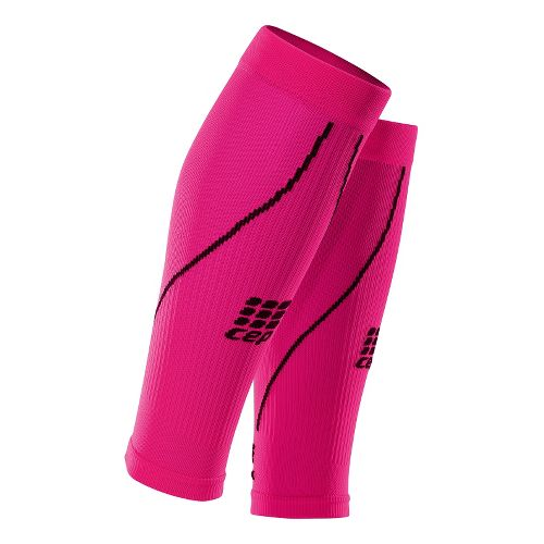 Womens CEP Progressive+ Compression Calf Sleeves 2.0 Injury Recovery - Pink M