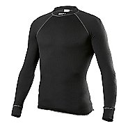 Mens Craft Active Crewneck LS Long Sleeve No Zip Technical Top
