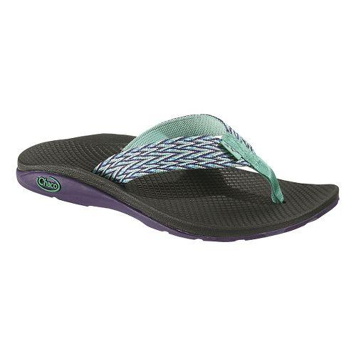 Womens Chaco Flip EcoTread Sandals Shoe - Dagger 5